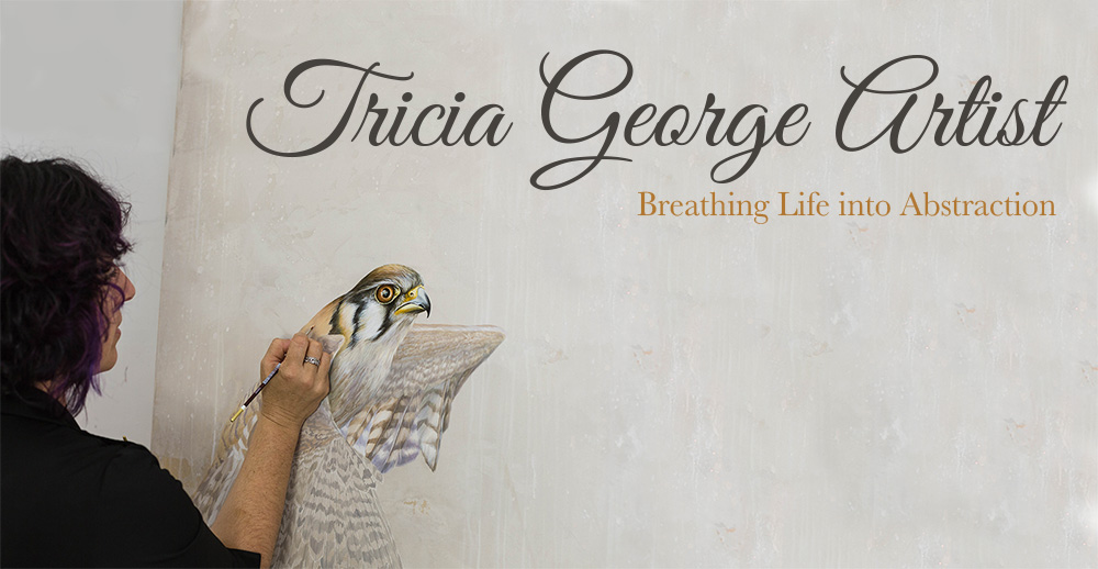 Tricia George wildlife artist