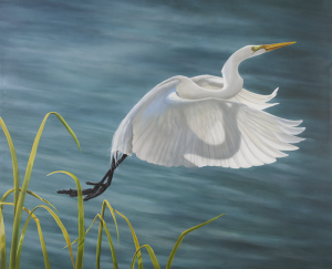 In Flight by Tricia George