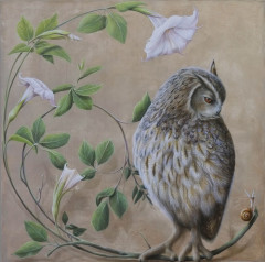 Tricia George wildlife paintings